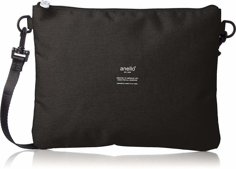 高密度杢調ポリサコッシュバッグ AT-B1715の1つ目の商品画像