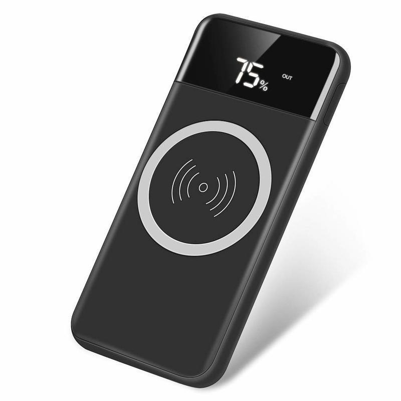 ワイヤレスモバイルバッテリー の1つ目の商品画像