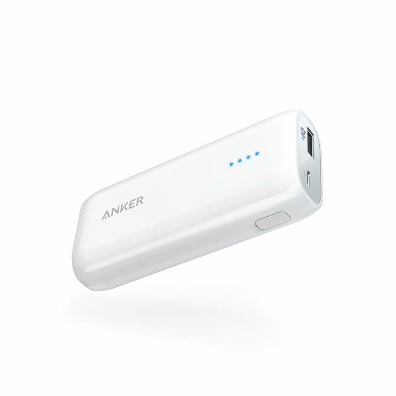 Astro E1 5200mAh モバイルバッテリー A1211022の1つ目の商品画像