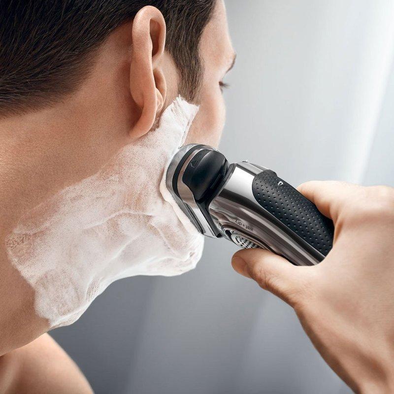 風呂剃り出来る電気シェーバー