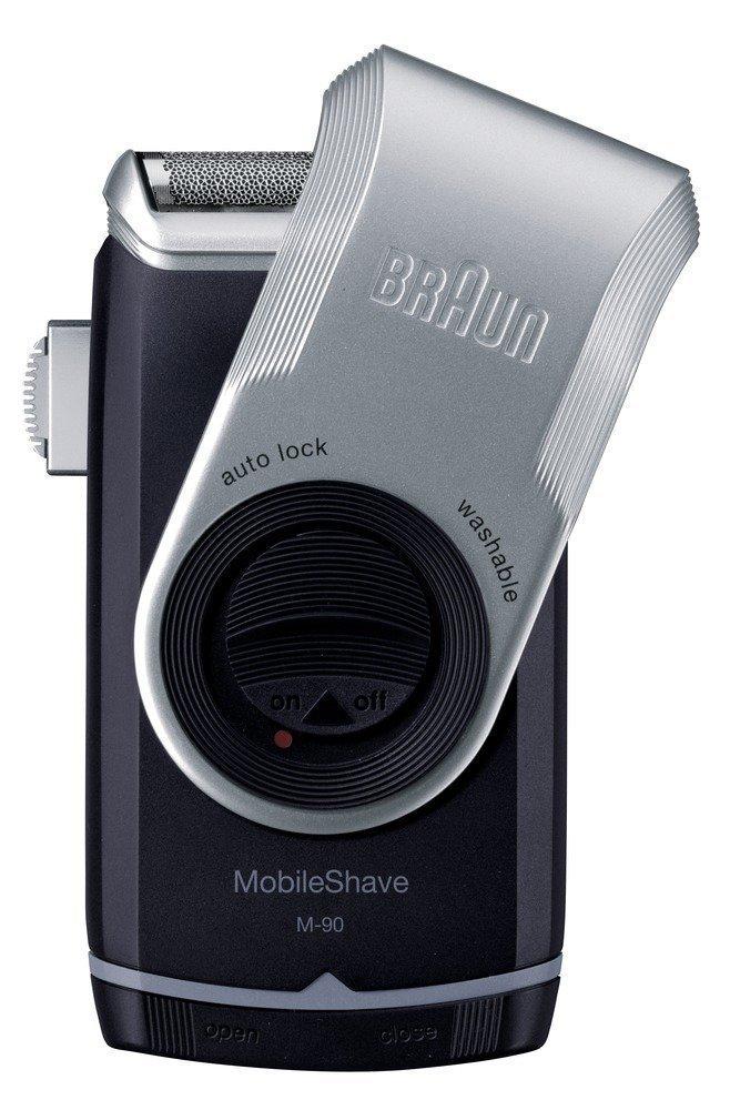 携帯用メンズシェーバー M-90の1つ目の商品画像