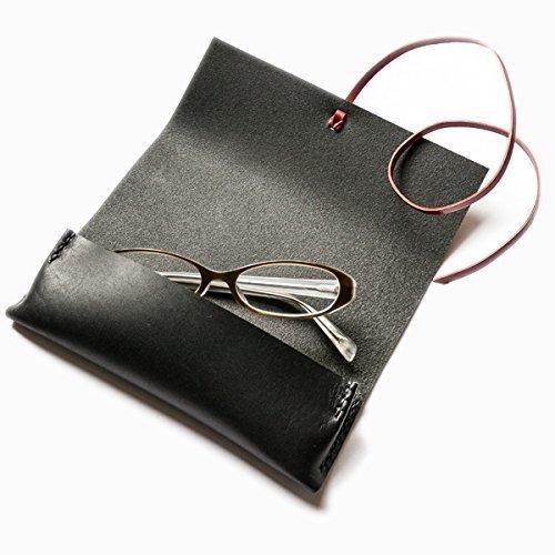 ロール式のメガネケース