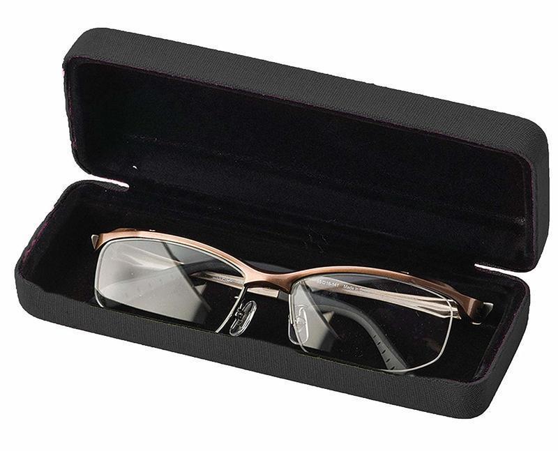 メガネがゆったり入るメガネケース