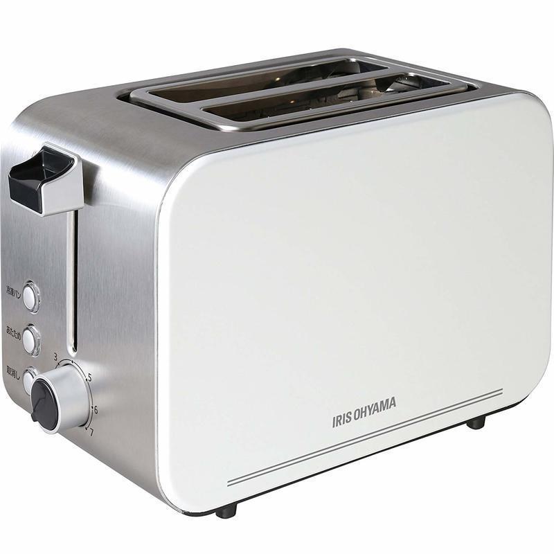 ポップアップ トースター  IPT-850-Wの1つ目の商品画像
