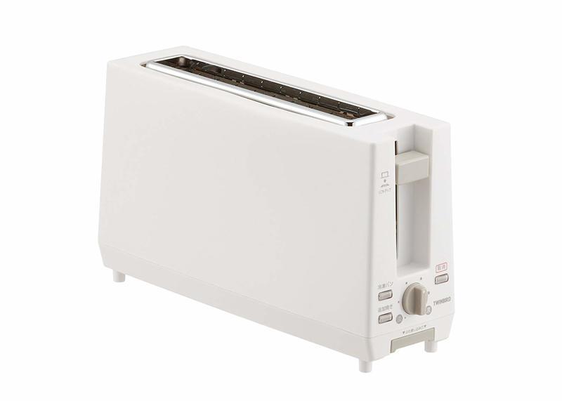ポップアップトースター TS-D404Wの1つ目の商品画像