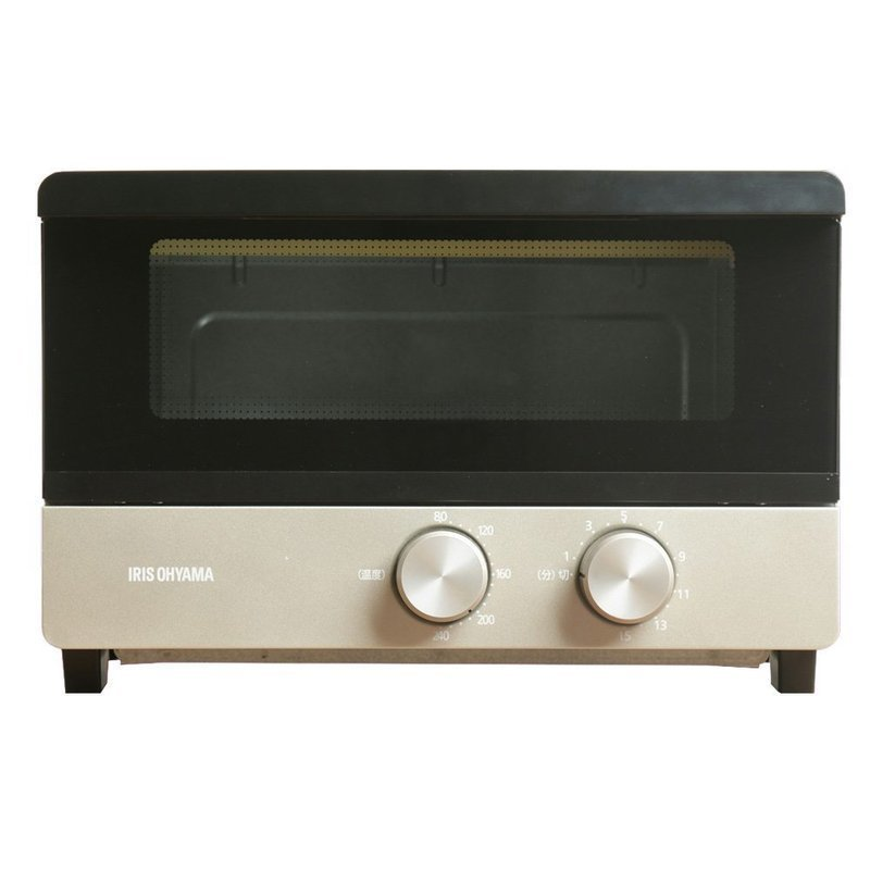 温度調整タイプのオーブントースター