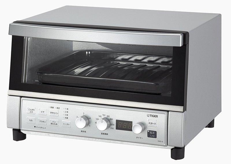 コンベクションオーブン&トースター<やきたて> KAS-G130-SNの1つ目の商品画像