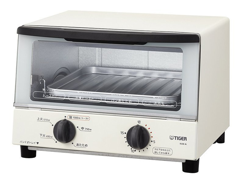 オーブントースター<やきたて> KAK-A100の1つ目の商品画像