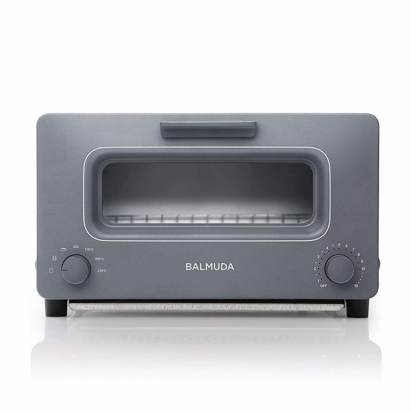 スチームオーブントースター BALMUDA The Toaster  K01Eの1つ目の商品画像