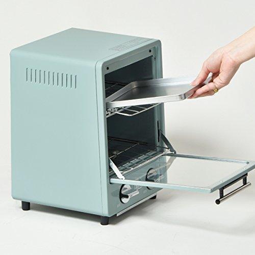 縦型タイプのオーブントースター