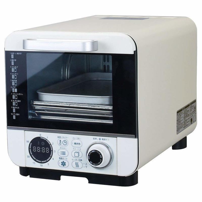 コンパクトノンオイルフライオーブン COR-100Bの1つ目の商品画像