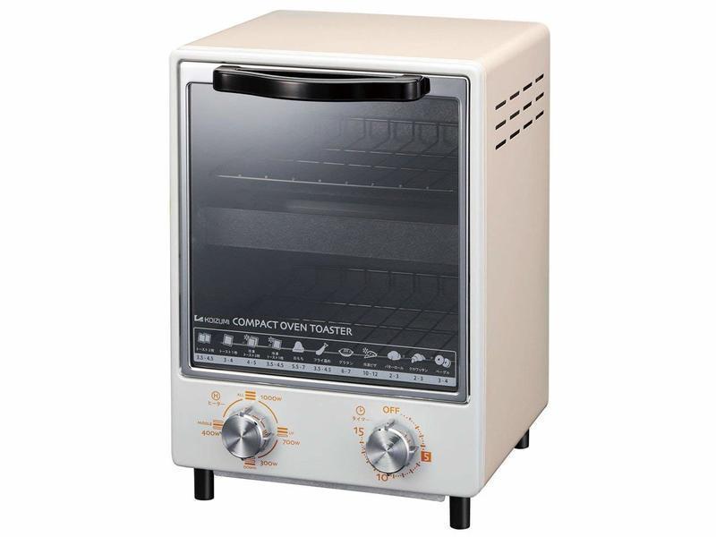 縦型オーブントースター KOS-1014の1つ目の商品画像