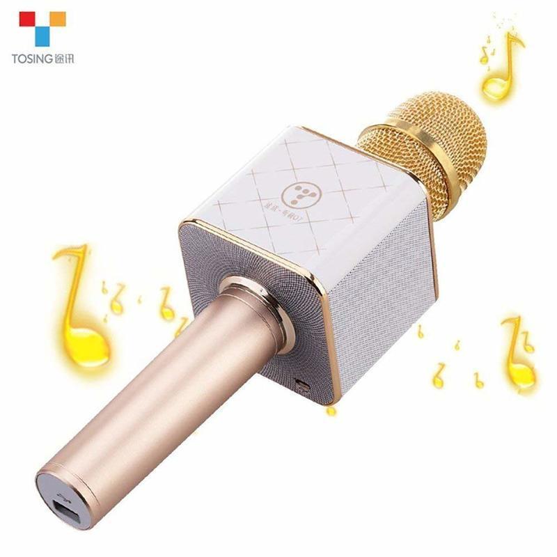 Bluetoothカラオケマイク Q7 の1つ目の商品画像