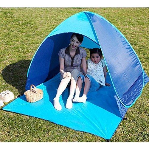 親子二人にぴったりサイズのサンシェードテント