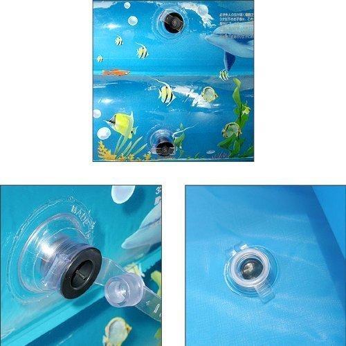 ビニールプールの排水栓