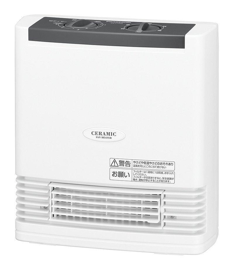 セラミックヒーター DS-F1206の1つ目の商品画像