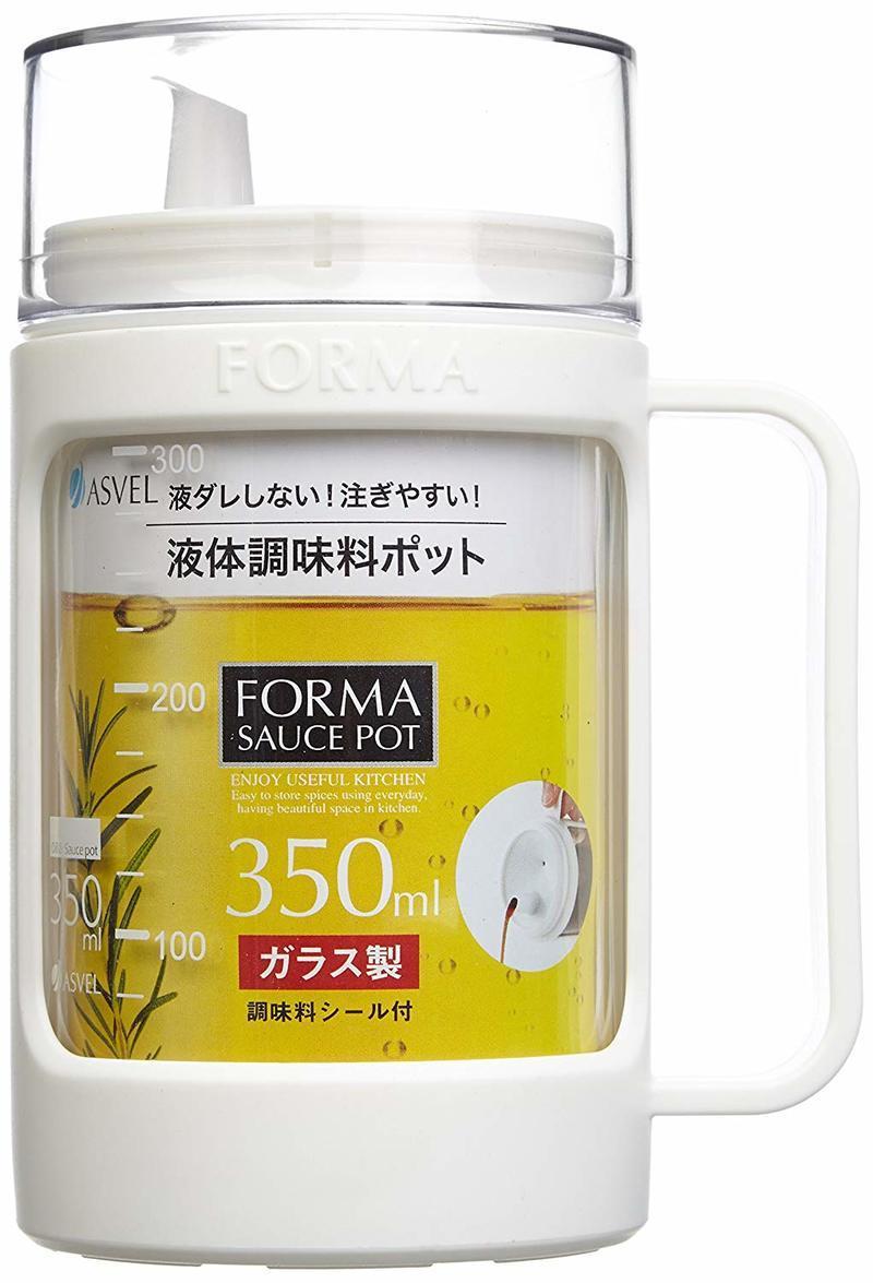 ガラスポット(液体用) フォルマ 1132の1つ目の商品画像