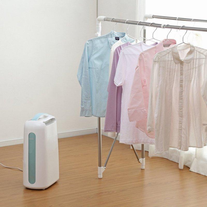 衣類乾燥機能付き除湿機