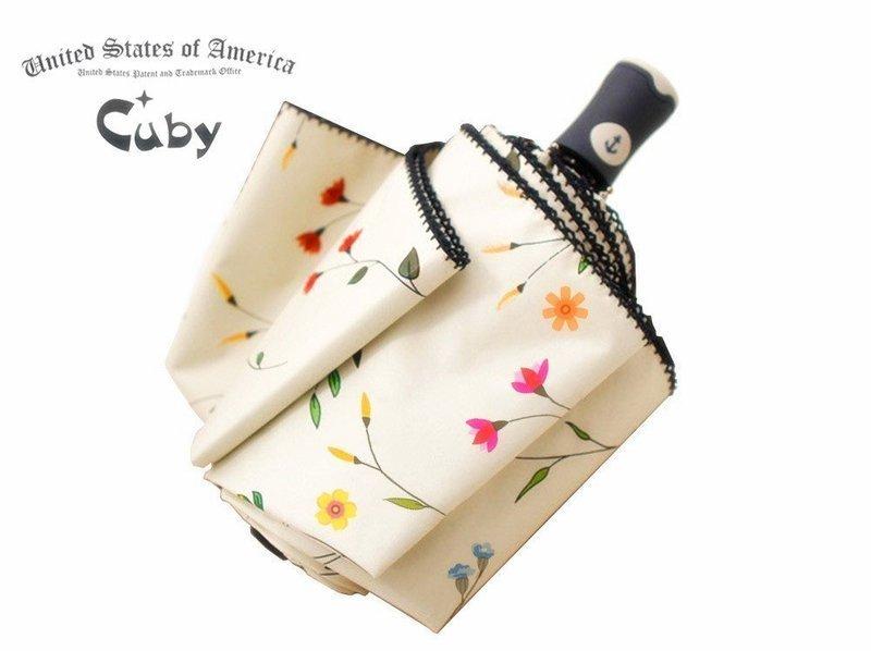 折りたたみ傘 海棠の花 CU-T01の1つ目の商品画像