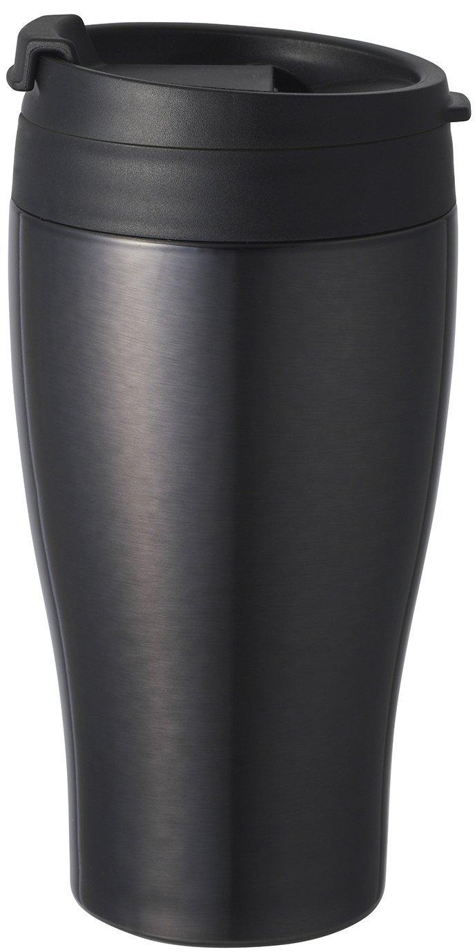 真空断熱タンブラー コンビニマグ ダイレクトタイプ CBCT400BKの1つ目の商品画像