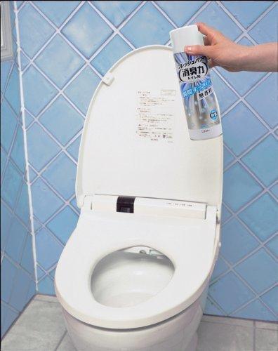 消臭力トイレ用スプレー の2つ目の商品画像