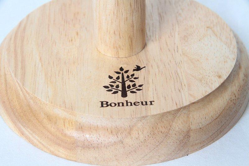 ボヌール 木製キッチンペーパーホルダー 94378の2つ目の商品画像