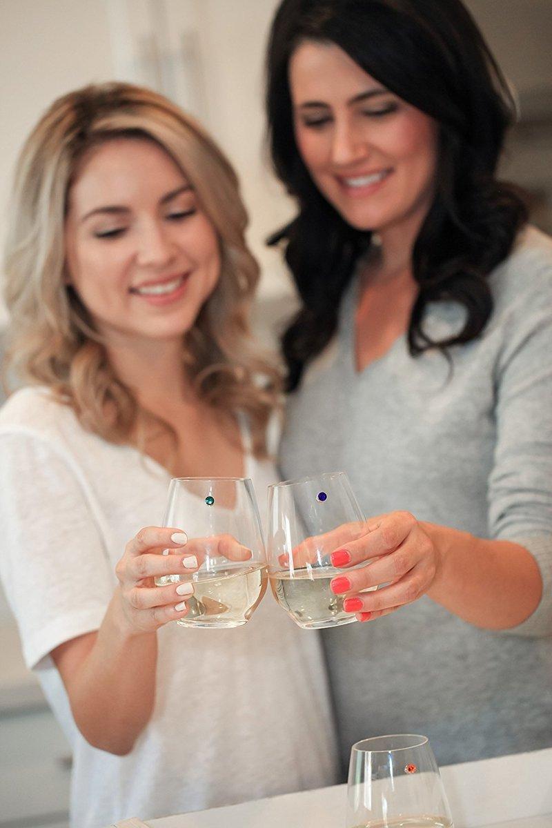 クリスタルマグネチックワインチャームセット の2つ目の商品画像