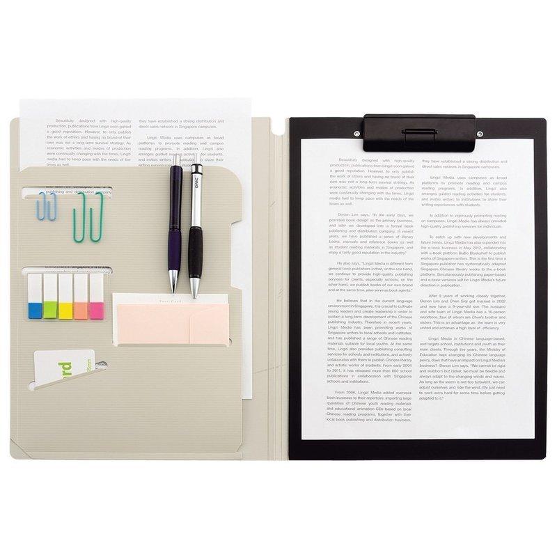 クリップファイル F7560の2つ目の商品画像