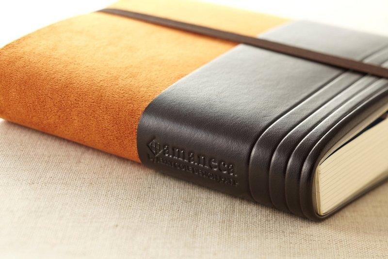 フリーサイズブックカバー アマネカ・クラシック AM01の2つ目の商品画像