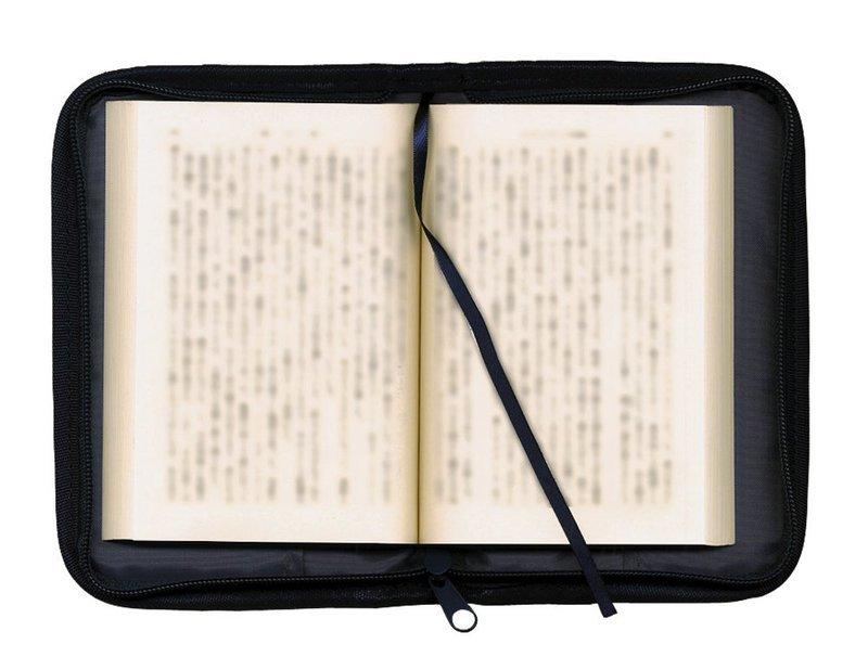 キュービックス ブックカバー ラウンドジップ 114015の2つ目の商品画像