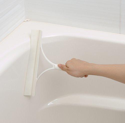 Satto 水切りワイパー ホワイト の2つ目の商品画像
