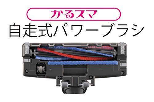 Be-K(ビケイ) 紙パック式クリーナー TC-FXF8P-Pの2つ目の商品画像