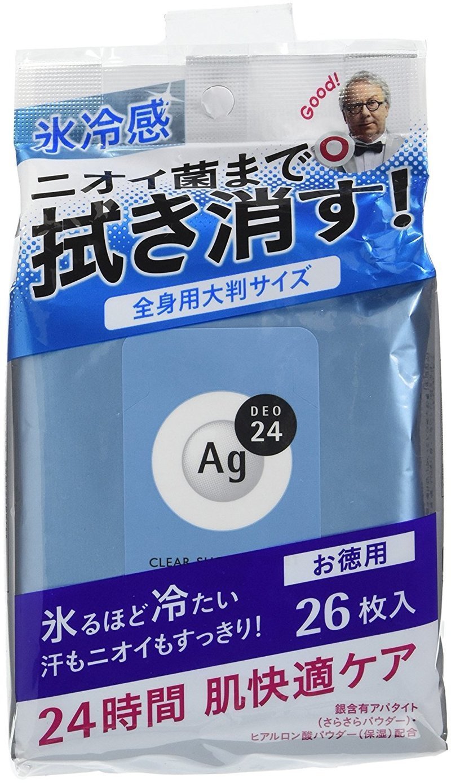 Agデオ24 クリアシャワーラージシート の2つ目の商品画像