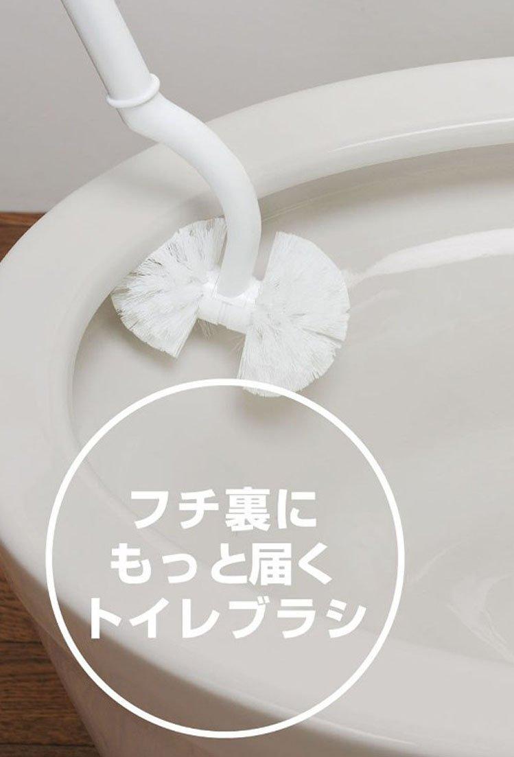 マーナ SLIM トイレブラシ W201Wの2つ目の商品画像