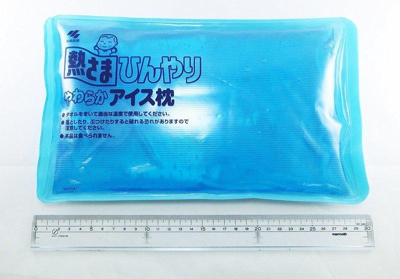 熱さまひんやり やわらかアイス枕 の2つ目の商品画像