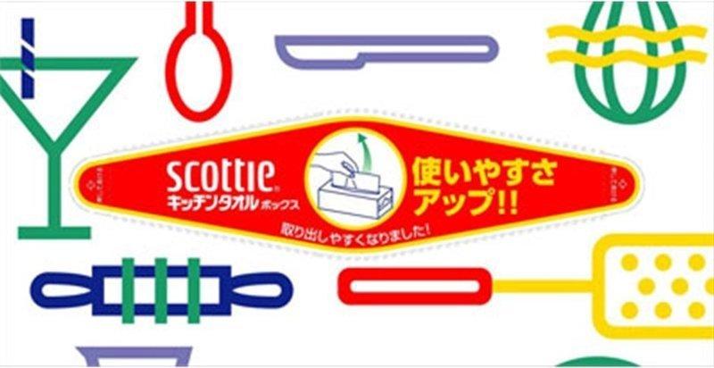 スコッティ キッチンタオル ボックス の2つ目の商品画像