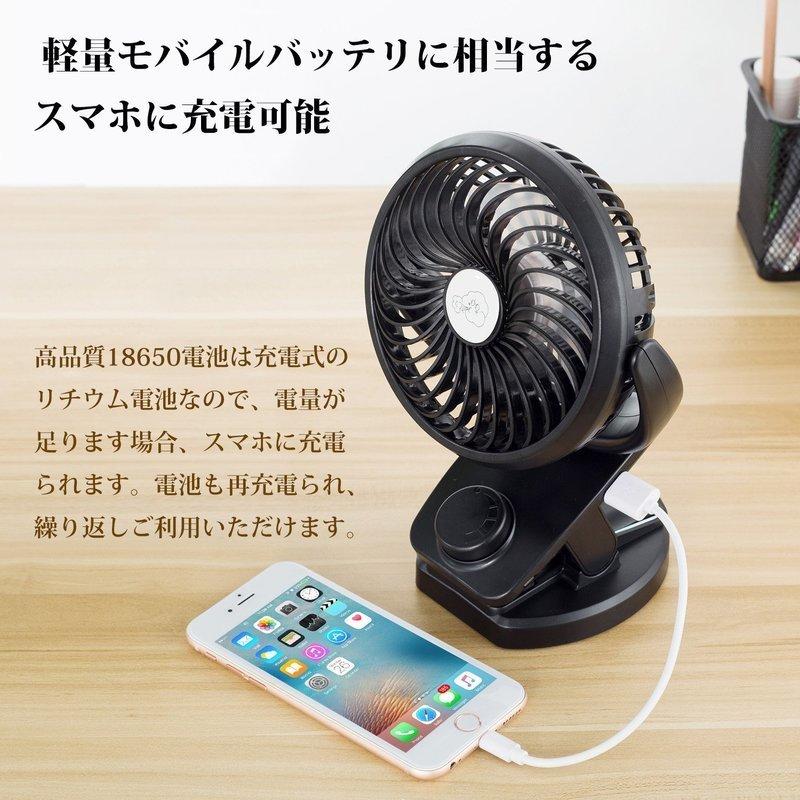 USB扇風機 F150の2つ目の商品画像