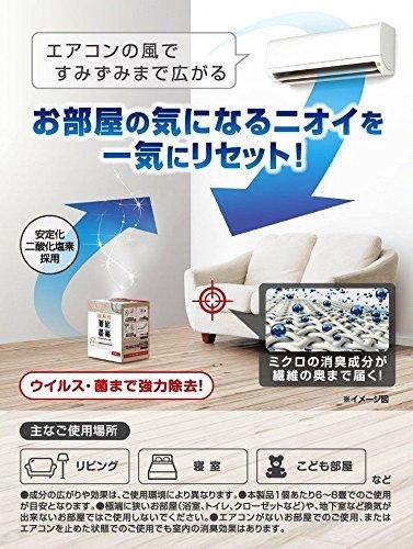 無香消臭剤 ドクターデオ の2つ目の商品画像