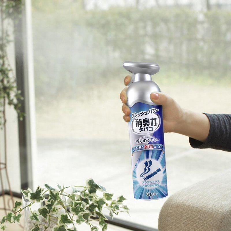 消臭力 香りのシャワー タバコ用 の2つ目の商品画像