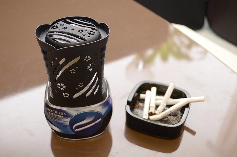 タバコ消臭元ストロング パワフルEXクリーン の2つ目の商品画像