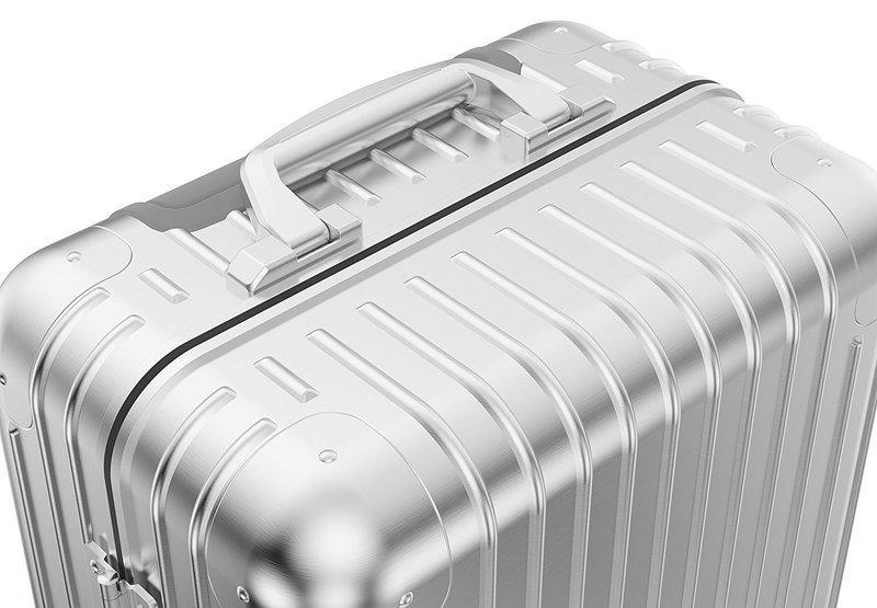 アルミマグネシウム合金 スーツケース の2つ目の商品画像