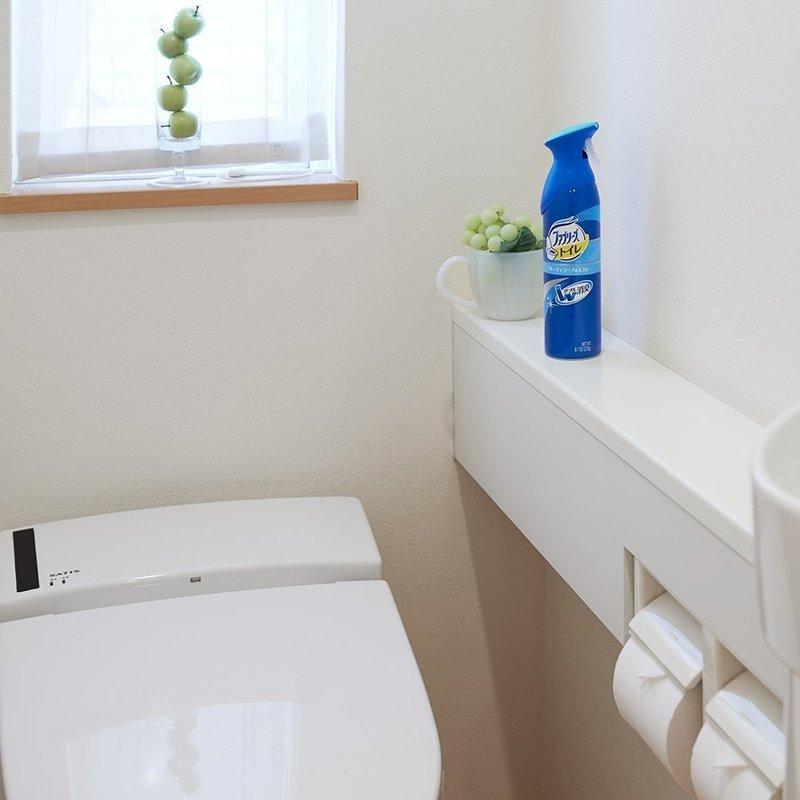 ファブリーズ 消臭スプレー トイレ用 の2つ目の商品画像