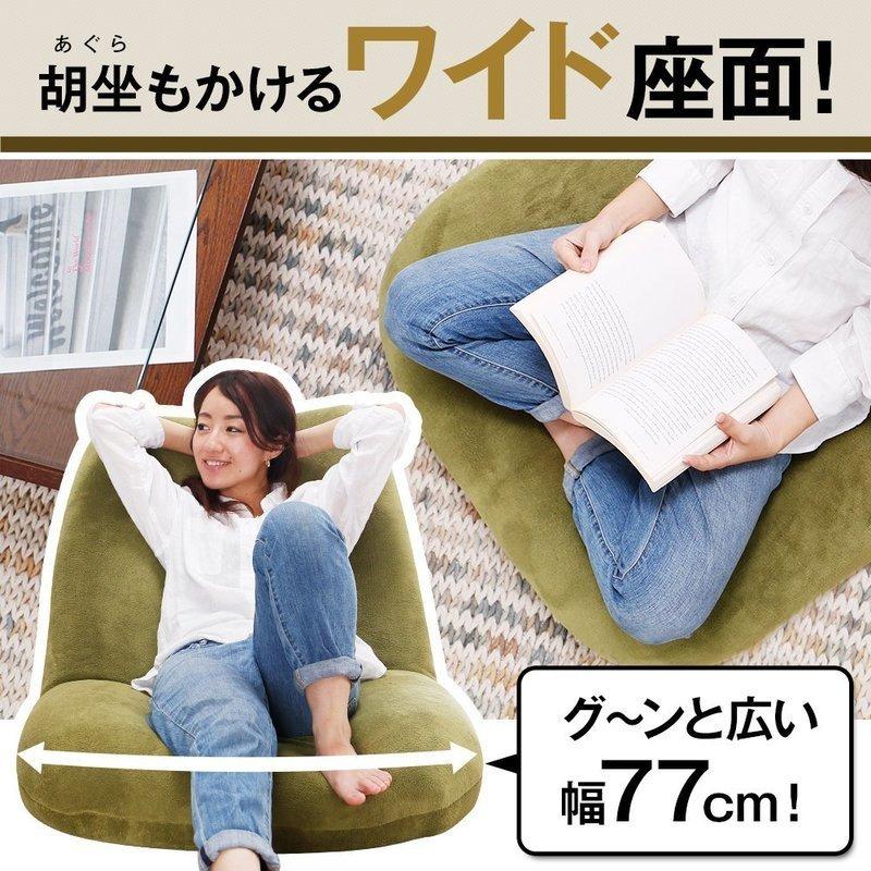 42段階リクライニング座椅子 f101-g1002-0010f1の2つ目の商品画像