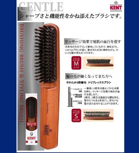 メンズ ブラッシングブラシ の2つ目の商品画像