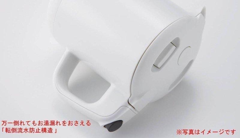 電気ケトル わく子 PCF-G060の2つ目の商品画像