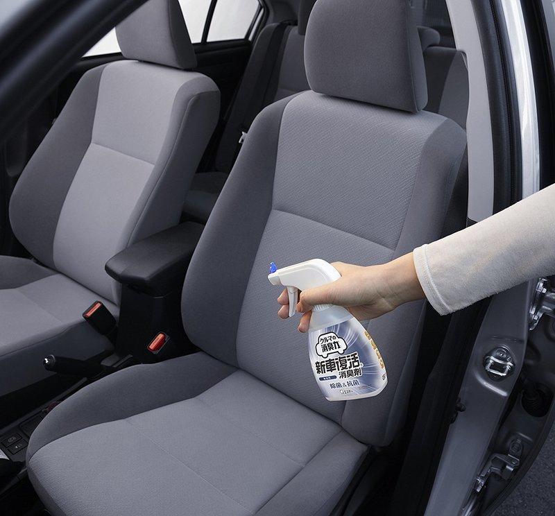消臭力クルマ用 新車復活消臭剤 の2つ目の商品画像