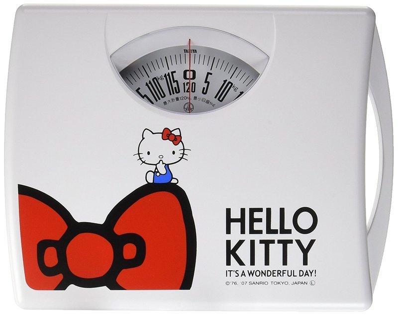 アナログヘルスメーター HELLOKITTY HA-011-KTの2つ目の商品画像