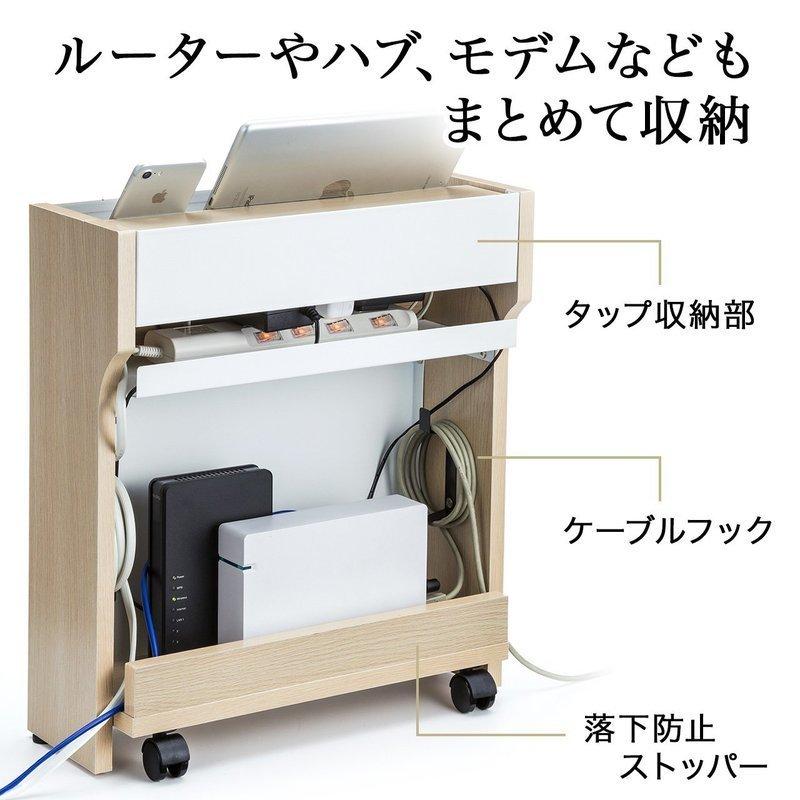 ケーブルボックス 200-CB007LMの2つ目の商品画像