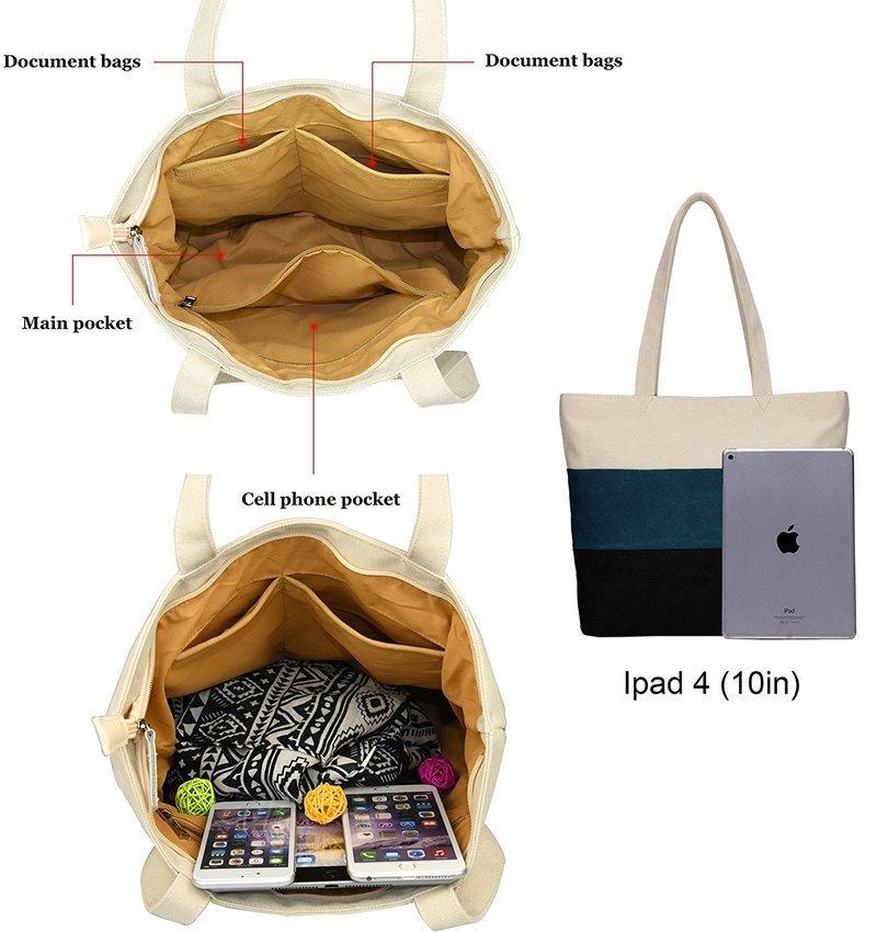 キャンバストートバッグ の2つ目の商品画像