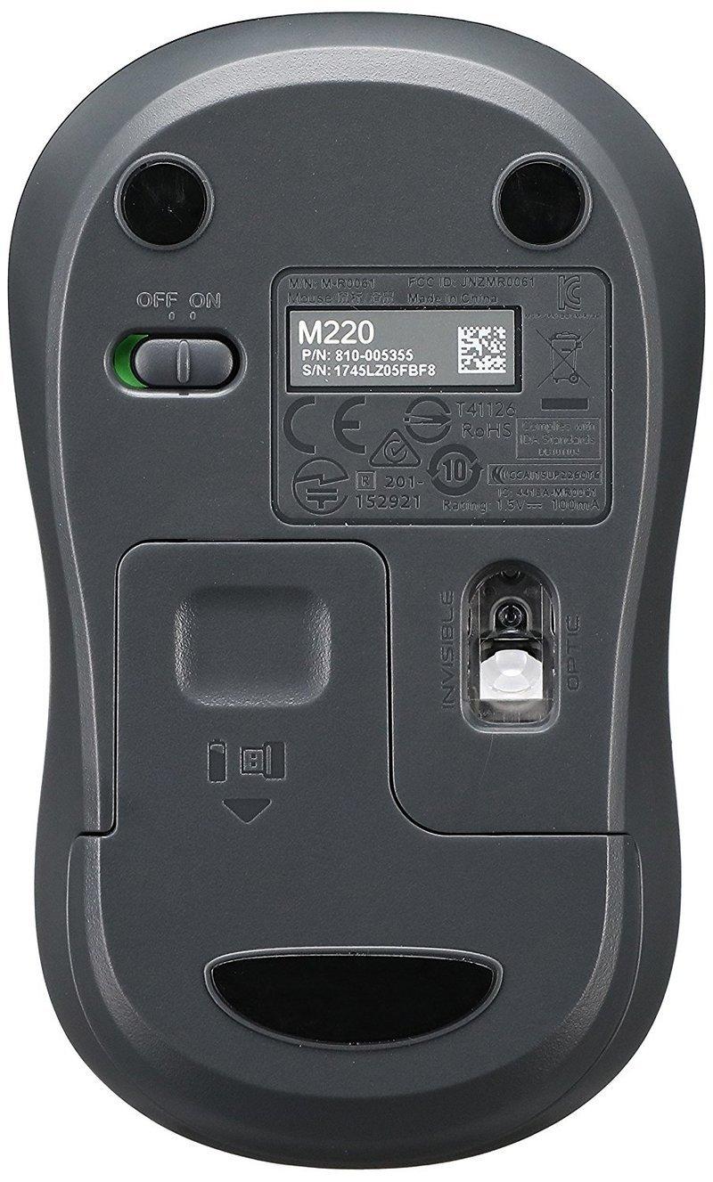 静音マウス M220の2つ目の商品画像
